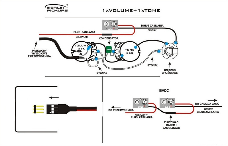 bblaster_5_active_instrukcja_montazu Active Pickup Guitar Wiring Diagrams on